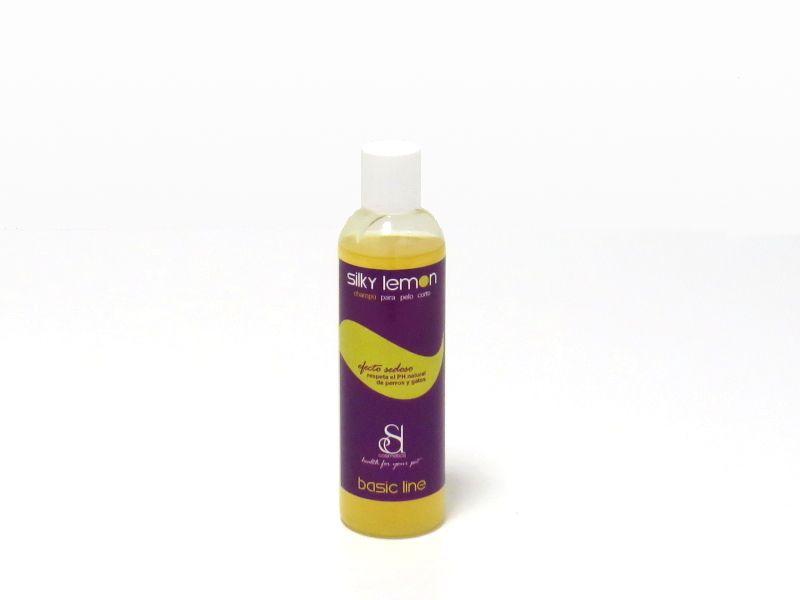 Champu Silky limón (pelo corto)