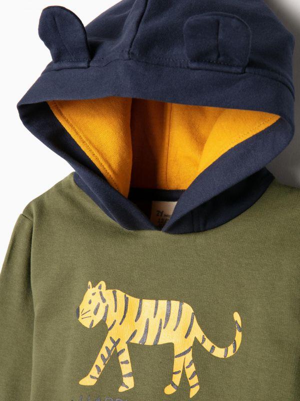 Chandal tiger