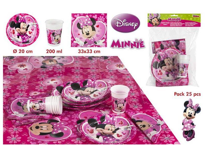 Pack de Cumpleaños de Minnie