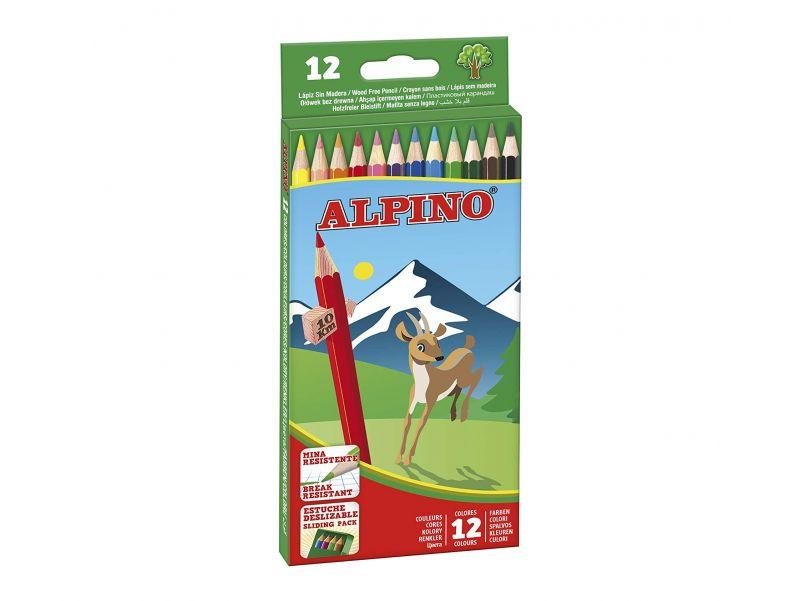 Alpino Lápices de 12 colores