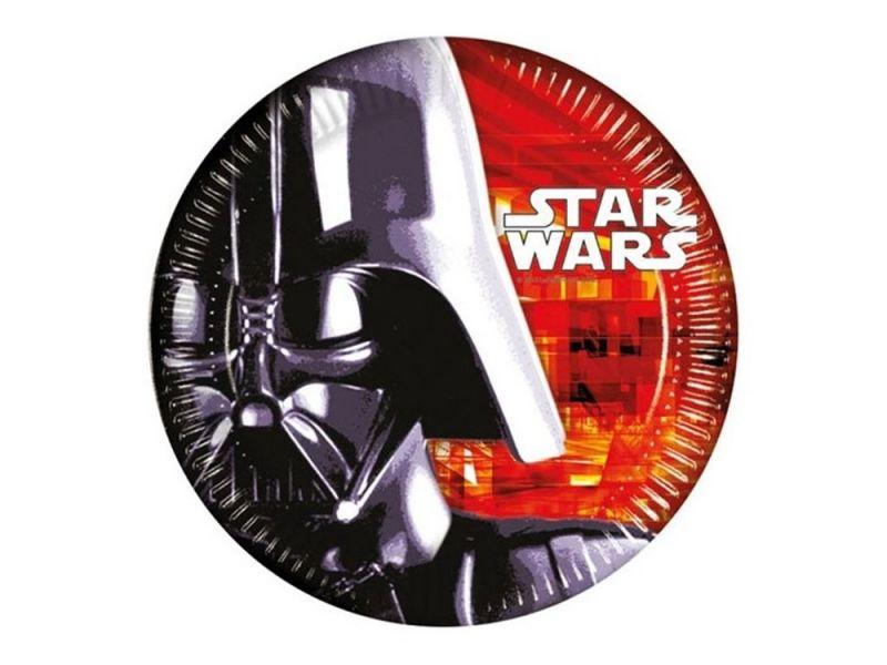 Platos de Star Wars