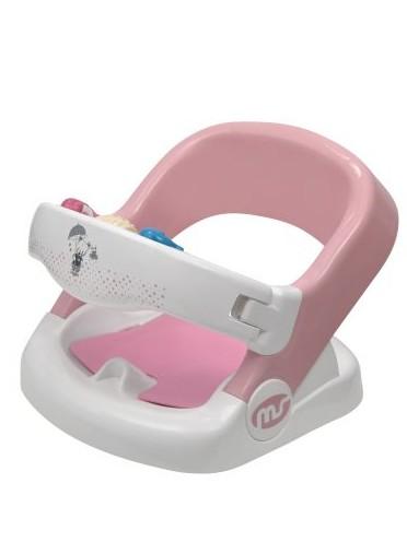 Asiento baño Rounder Rosa