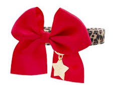 Collar Romántic Jaguar Rojo