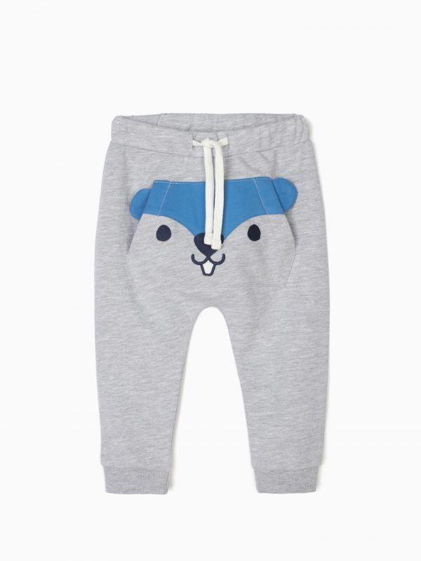 Pantalón chandal bear