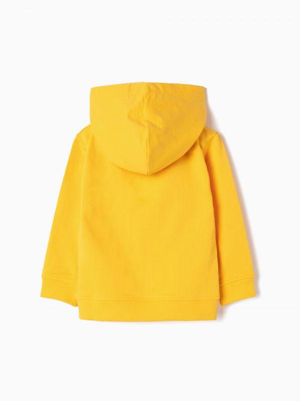 Sudadera mickey amarilla
