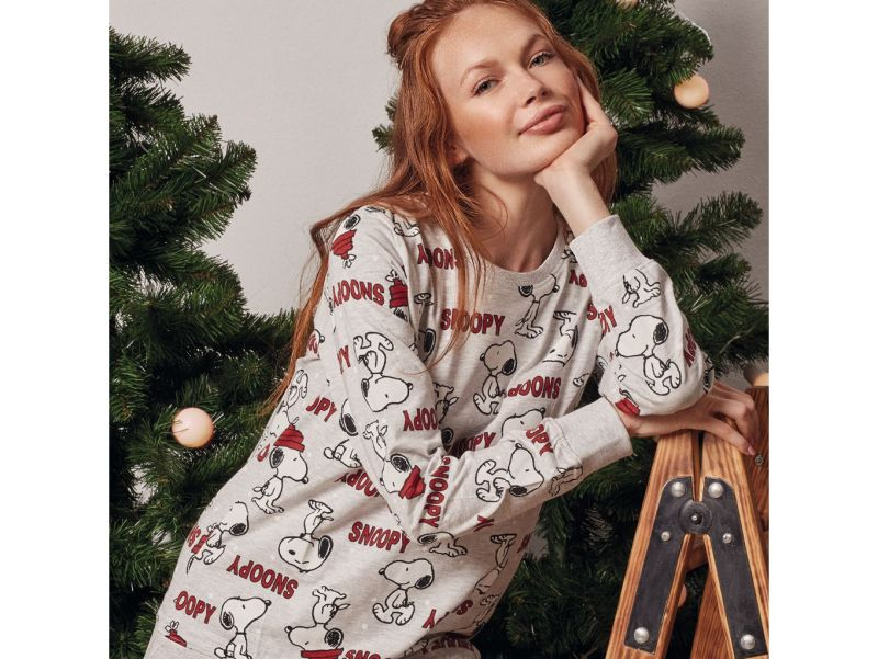 Pijama mujer Snoopy