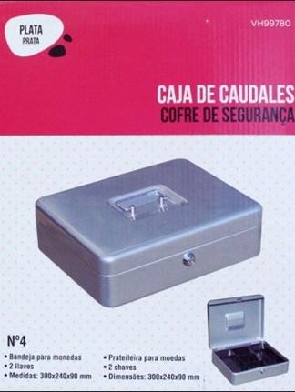 CAJA CAUDALES N.4