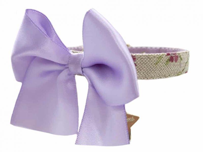 Collar Bow Provenza