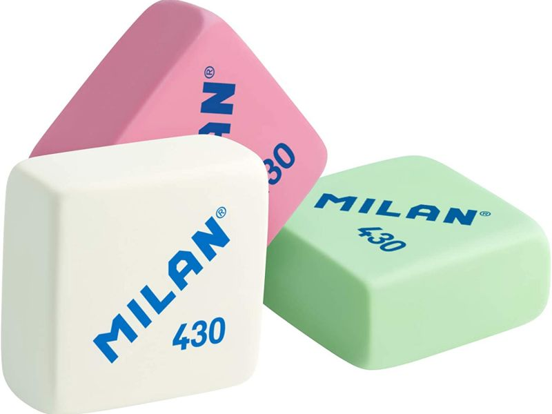 MILAN 430 GOMA DE BORRAR
