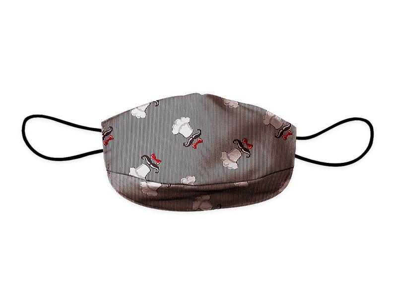 Mascarilla reutilizable homologada moustache