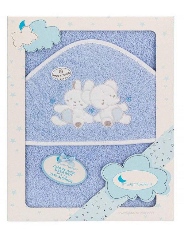 Capa de baño conejo elefante