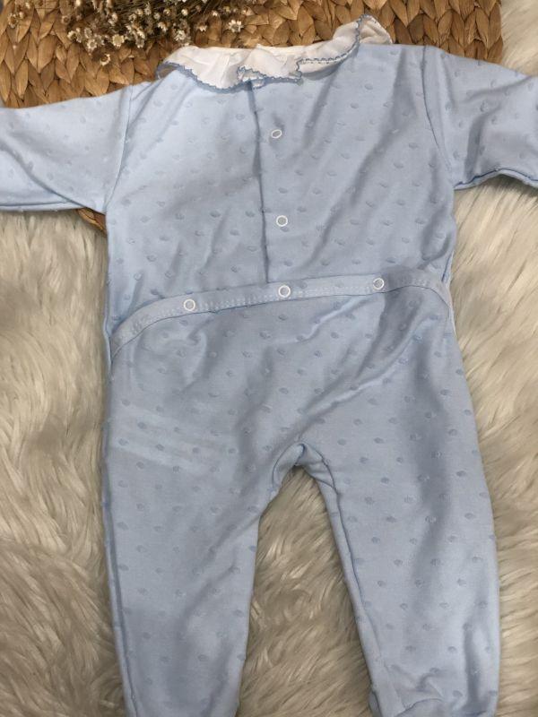 Pijama carro bebe