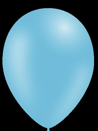 Globos Azul Celeste