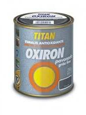 Titanlux Oxiron Pavonado Antióxido