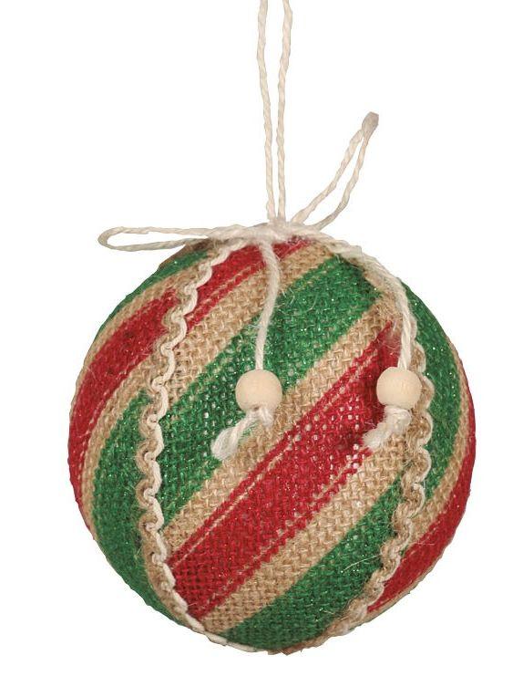 Bola saco para navidad