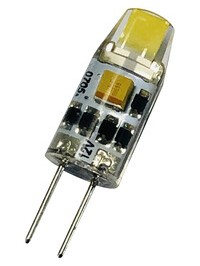 BOMBILLA LED BI PIN-G4