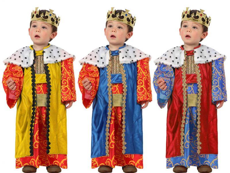 Disfraz de Rey Mago para bebe