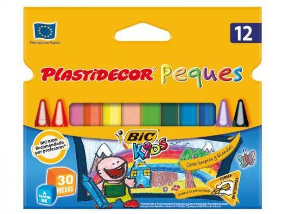 PLASTIDECOR PEQUES 12 und.