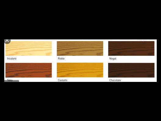 colores orientativos