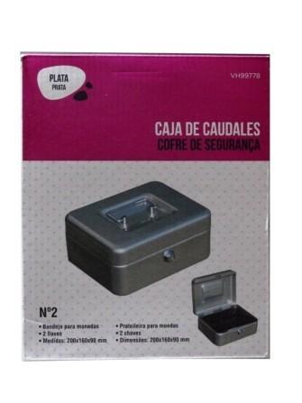 CAJA CAUDALES N.2