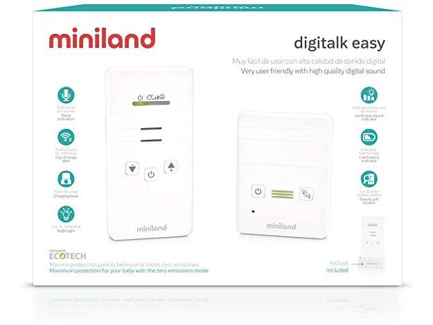 Intercomunicador Digitalk Easy Miniland