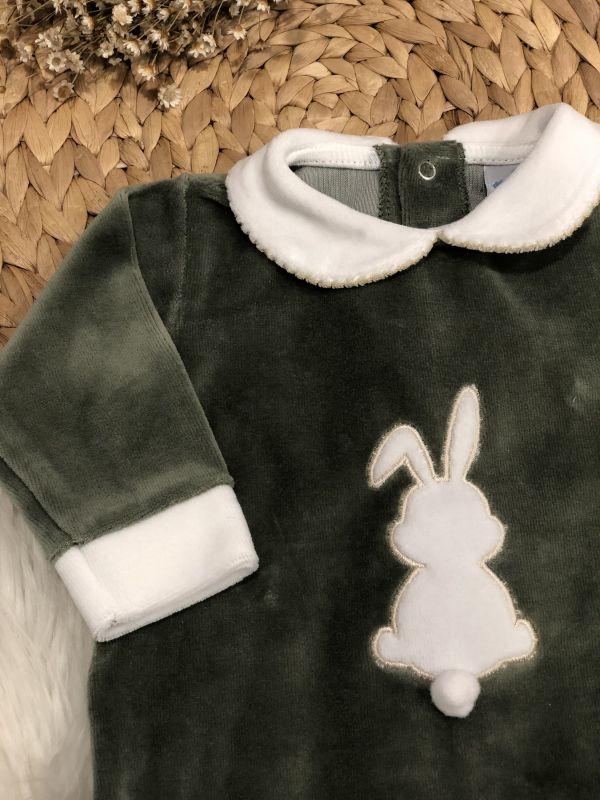 Pijama conejo