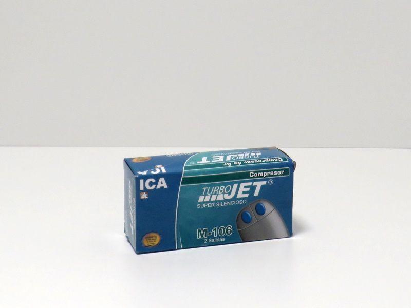 Compresor de aire Turbo-Jet M-106