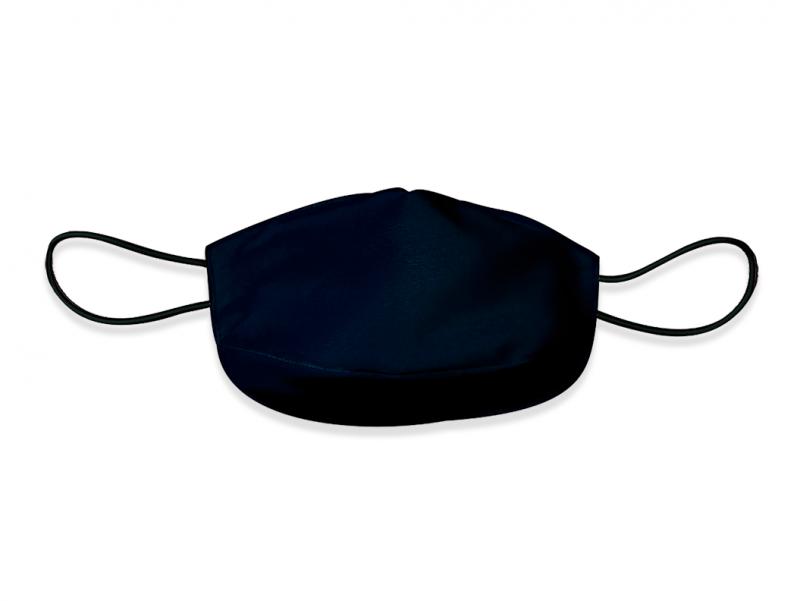 Mascarilla reutilizable homologada negra