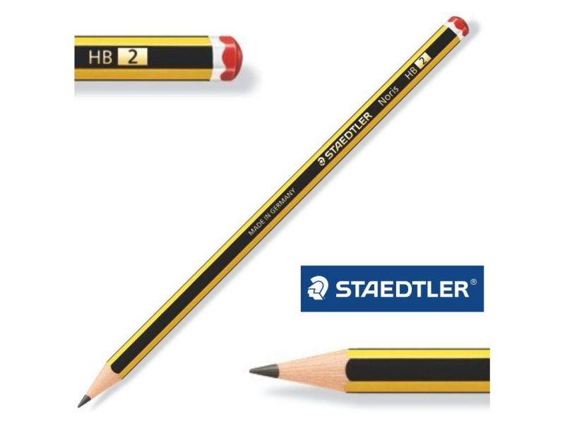 Lápiz Staedtler Noris HB 2 120-2
