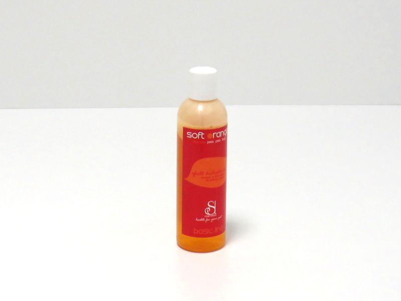 Champu Soft naranja (pelo largo)