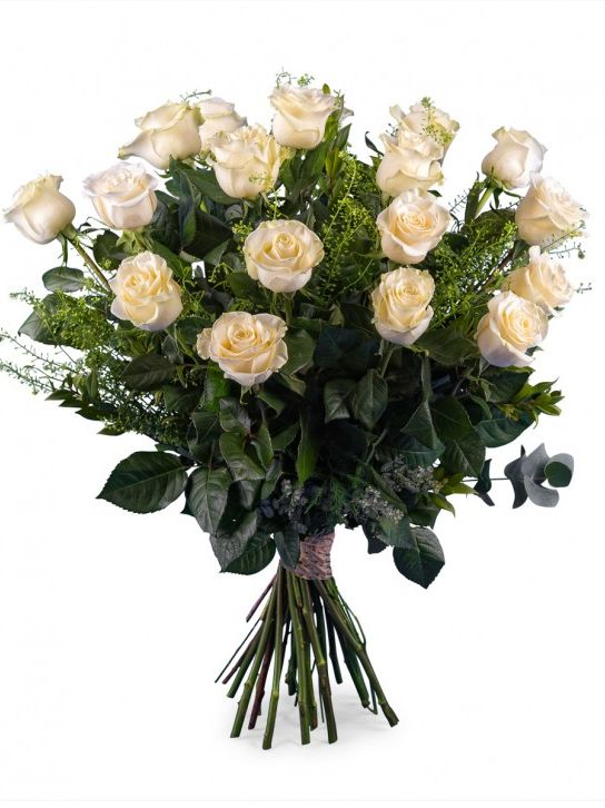 Rosas White Eigtheen