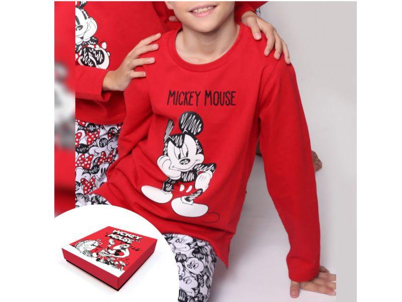 Pijama niño Mickey Mouse