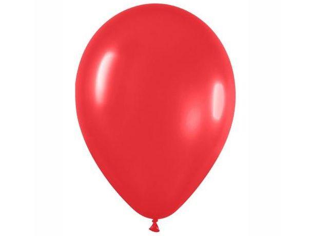 Bolsa de Globos Rojos