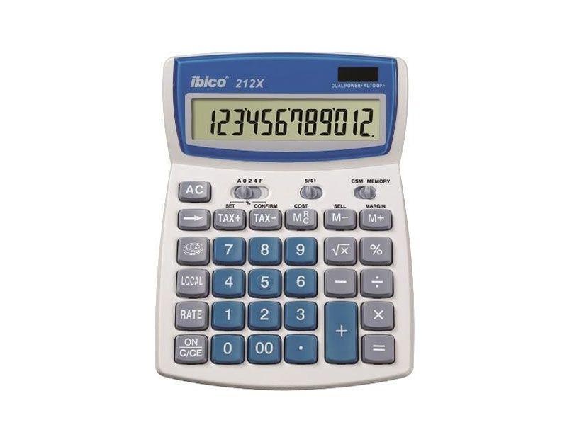 Calculadora IBICO 212X