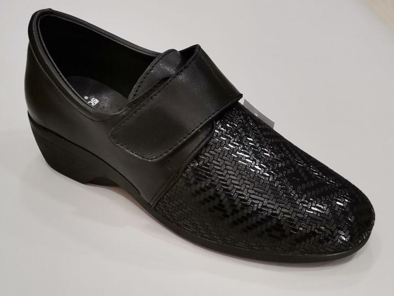 Zapato piel  mujer