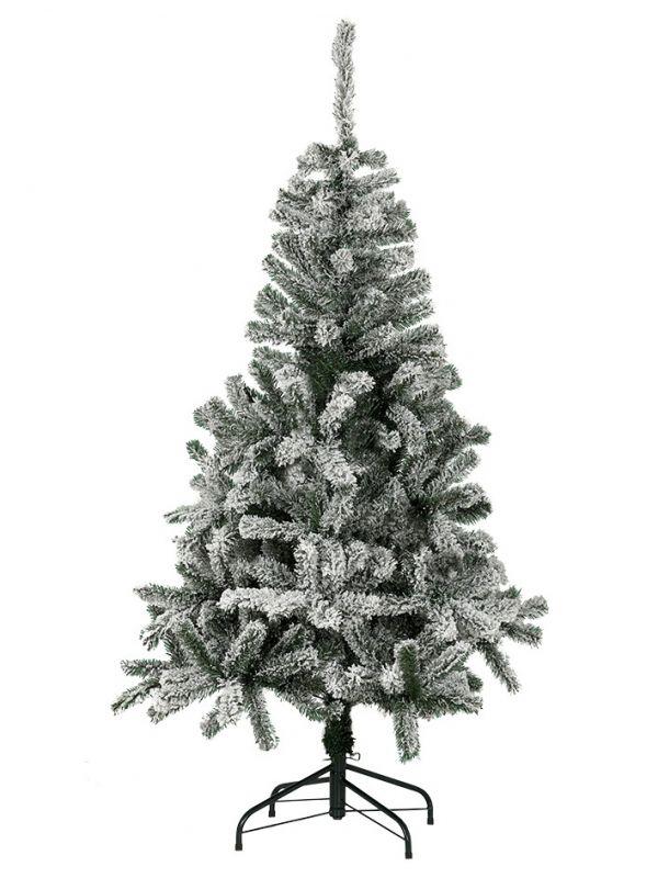 Arbol Nevado para navidad